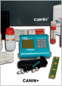 CANIN - Corrosion Analyzing Instrument