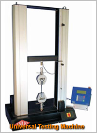 Universal Testing Machine - EKE.RDT 100 beta series